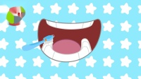 How to Brush Your Teeth  Fun 2-Minute Timer ¦ I Love to Learn  Music for Kids