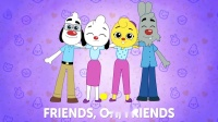 Do You Want to Be Friends؟ I Love to Learn from PlayKids