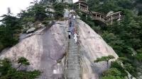 安徽大别山仙人洞为何高悬于陡崖上?山民传说是仙人留下的!