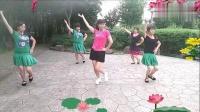 杭州花儿广场舞《爱在老地方》姐妹篇