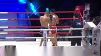 巴西名将铁拳对攻飞踢头,吴雪松硬对硬铁拳重击软肋KO强敌