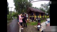 开车去非洲:泰国人碰瓷中国游客,竟还敲诈!情侣泰国的拜县游玩,不料遭遇泰国人碰瓷
