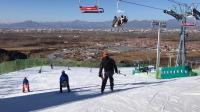 雪季南山首滑(2018-12-08)