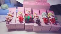 晖愿★踏入盲盒坑 潘神圣诞整盒拆封