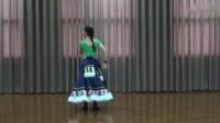 藏族舞蹈:又见格桑花(李明琼老师原创舞蹈)兰花草背面