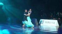 2018年CBDF中国杯国际标准舞总决赛超级巨星表演舞狐步卢卡 巴勒奇&戴维亚 巴勒奇