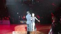 2018年CBDF中国杯国际标准舞总决赛超级巨星表演舞斗牛迈克尔&乔安安