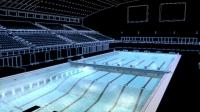 比赛游泳池设备,池润桑拿设备有限公司,标准比赛游泳池设备工程,室内外游泳池工程