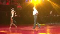 2018年CBDF中国杯国际标准舞总决赛冠军表演桑巴徐一龙 师林悦