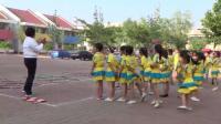 《跳單雙圈》科學版一年級體育,唐山市縣級優課