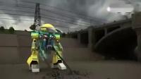 迷你特工队:特工队雷果然厉害,一个人就搞定了帕斯克的机械怪!