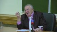 Владимир Жириновский провел лекцию в МГУ [2018.12.17]