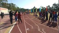 增城区高滩小学第一届田径运动会剪影