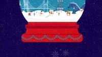 英国旅游局圣诞卡