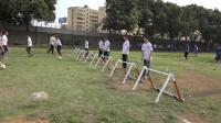 《足球-腳內側踢球》人教版初一體育與健康,張華