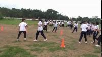 《足球-腳內側運球》人教版初一體育與健康,鄧忠華