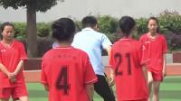 《足球腳內側運球》人教版初一體育與健康,楊文濤