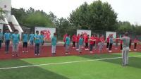 《足球腳內側運球》人教版初一體育與健康,李祖光