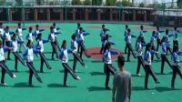 人教版八年級體育《武術健身拳》課堂教學視頻實錄-祝云捷