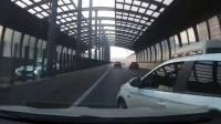 我在中国交通事故20181220: 每天最新的车祸实例, 助你提高安全意识截了一段小视频