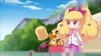 小花仙第2季:爱心伞,完美少女伊瞳遇到充满爱心的尚释!