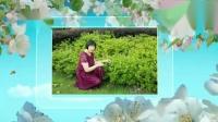 莲芳姐广场舞《爱不停息》原创优美舞蹈32步