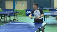 小學體育五年級《乒乓球反手攻球》課堂教學視頻實錄-馬楊旭