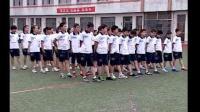 小学五年级体育《足球运球和射门游戏》课堂教学视频实录-章伟臣
