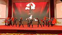 开门红舞蹈-我是军人-原创