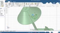 DesignSpark Mechanical建模实例:台灯灯罩装饰镂空