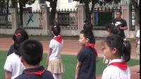 《投擲:雙手從頭后向前投擲實心球》科學版四年級體育,施建東