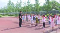 《跳短繩》二年級下冊體育,高涵
