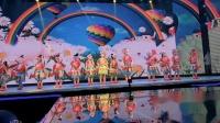 佳木斯福利院幼儿园 2019年迎新春联欢会  舞蹈班《苗家板凳舞起来》 指导老师:戚丹丹