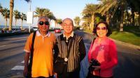 1迪拜博物馆、登棕榈岛