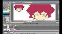 TVP Animation005 油漆桶上色 钢笔填补 阴影布线常见问题必看(麦克斯课堂)