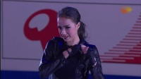 2018-19赛季GPF EX Gala - Alina ZAGITOVA(RUS)