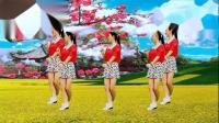 甜歌精选广场舞《粉红色的回忆》入门16步,附教学