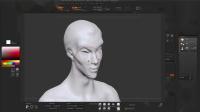 Zbrush精美3D角色塑造视频教程 11 - Personaje Difícil I