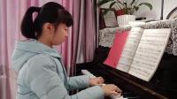 张九月《小奏鸣曲Op36 No.1第二乐章》