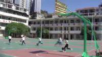 《小籃球-行進間運球》科學版四年級體育,趙必勝