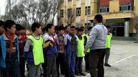 《小篮球运、传球,投篮综合游戏》科学版六年级体育,新疆市级优课