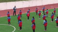 《小足球:腳內側傳球》科學版三年級體育,王斌