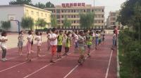《迎面接力跑》科學版二年級體育,阜陽市縣級優課.