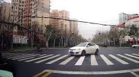 高架桥轿车失控,中国交通事故合集2019