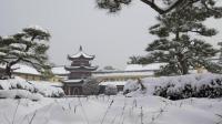 2018年东林雪景航拍