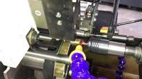 电机长主轴  自动攻牙机 | 料斗上料全自动攻丝机视频