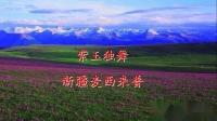 滨河紫玉新疆麦西来普独舞  美丽麦西来普  表演 滨河紫玉 制作 滨河紫玉