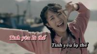 恋爱就会思念(三十岁外公电影歌曲)Vì Yêu Là Nhớ (Ông Ngoại Tuổi 30 Ost) (Karaoke) 演唱 韩莎拉 Han Sara