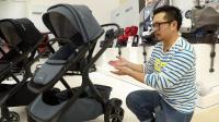 Nuna Demi grow多功能婴儿推车安装视频