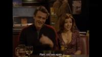 老爸老妈浪漫史 入坑How I met your mother的第一天,算是在老友记之后最合我胃口的美剧了,第一季第十集看到Ted喝醉后打电话给Robin唱歌表